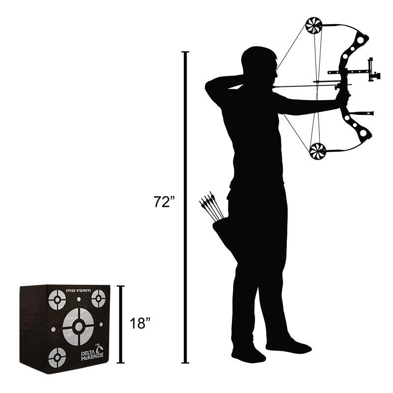 Mogo Layered Archery Target